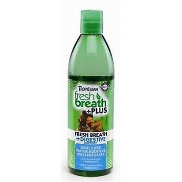 TropiClean Water Additive Plus Digestive 473 ml  kjøp billig med rabatt