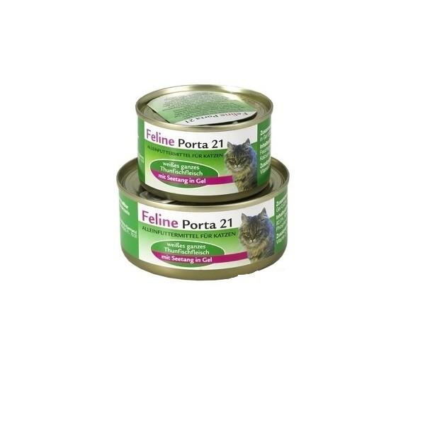 Feline Porta 21 Tonijn met Zeewier 156 g