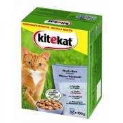 Kitekat Multipack 12 Pouches – Fish Box in sauce Art.-Nr.: 925