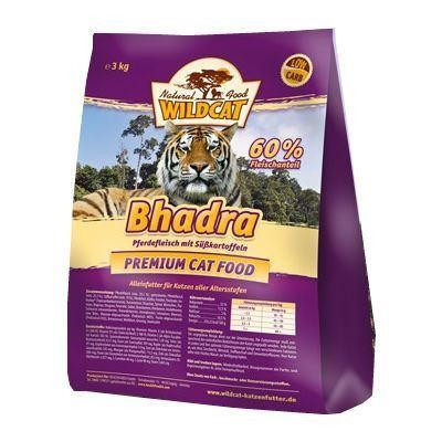 Wildcat Bhadra Cheval & Patate douce 3 kg, 500 g