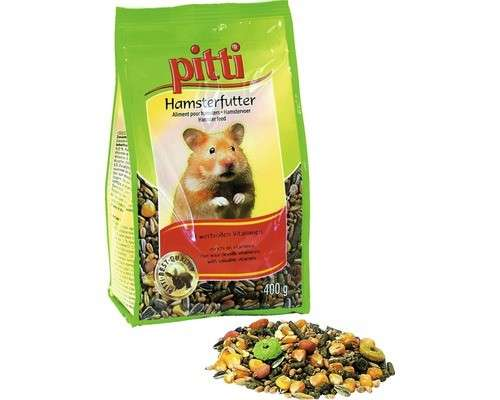 Pitti Food for hamsters 400 g