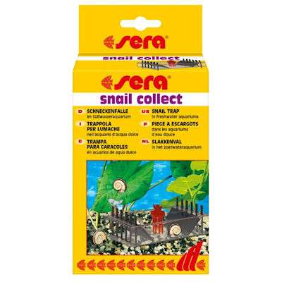 Schneckenbekämpfung Snail collect  von Sera online günstig kaufen