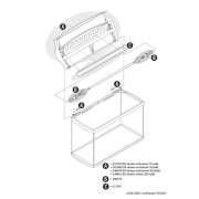 Réflecteur pour tubes fluorescents  AquaArt 60 l