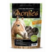 Monties Snack para Cavalos Varas de alcaçuz - Pressionado 10 kg