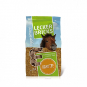 Lecker Bricks Karotte 1 kg