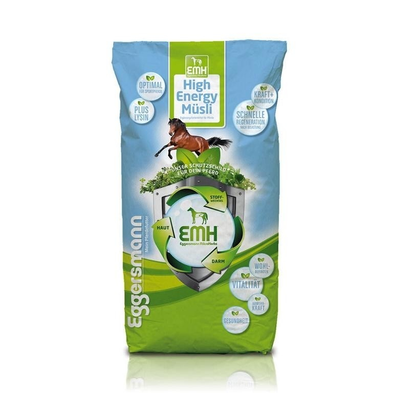 Eggersmann High Energy Müsli 20 kg