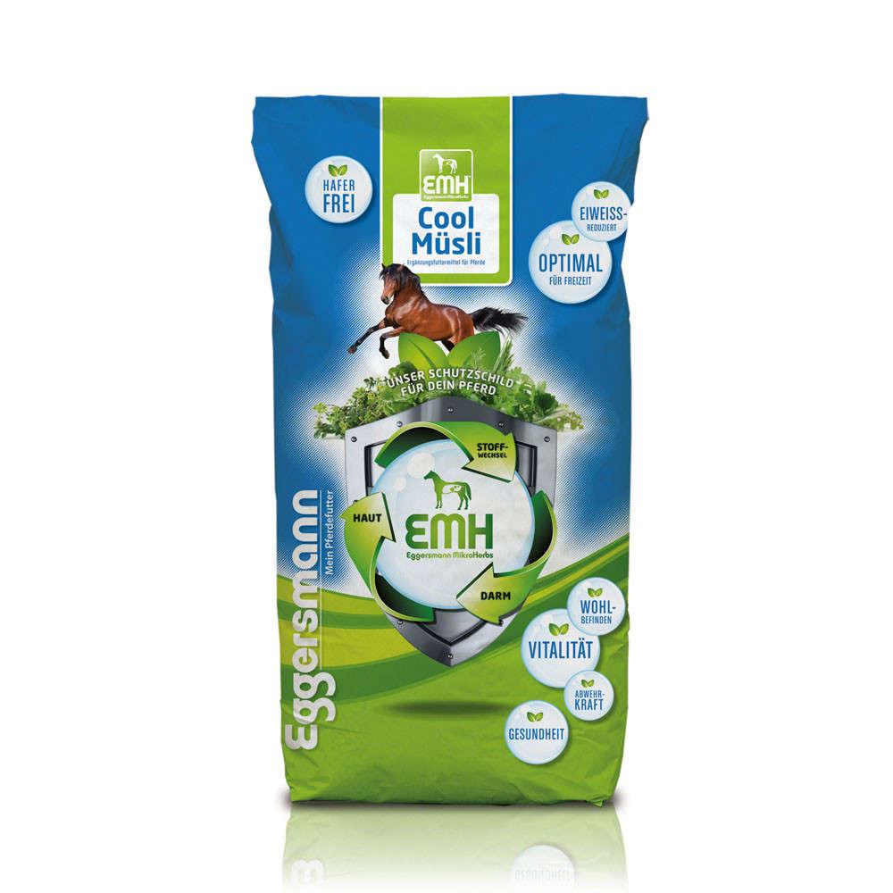 Eggersmann Cool Muesli Wellness EMH 20 kg