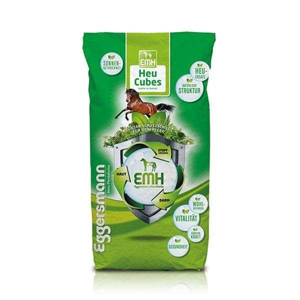 Eggersmann Cubos Feno de Bem-Estar EMH 25 kg
