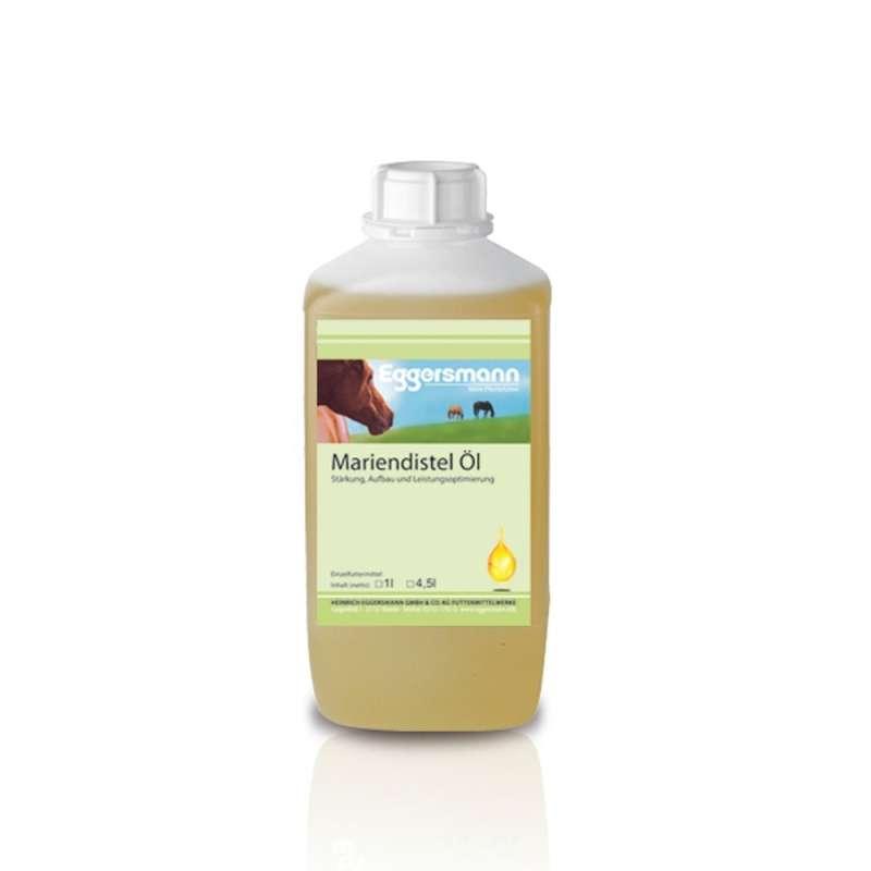 Mariendistel Öl 1 l  af Eggersmann køb rimeligt og favoribelt med rabat