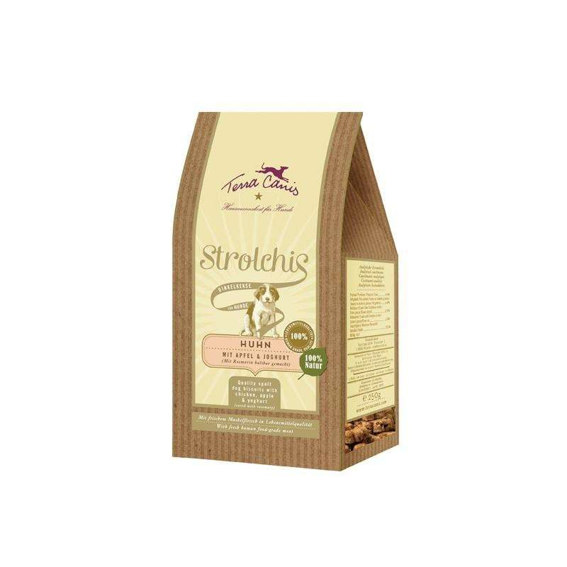 Terra Canis Honden cake Strolchis Kip met Appel & Yoghurt 250 g