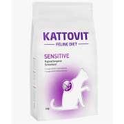 Sensitive - Alimentation Hypoallergénique Kattovit Feline Diet  en ligne aux meilleurs prix!