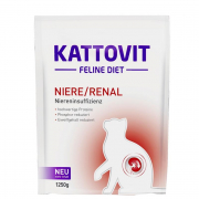 Kattovit Feline Diet Feline Diet Niere/Renal 1.25kg