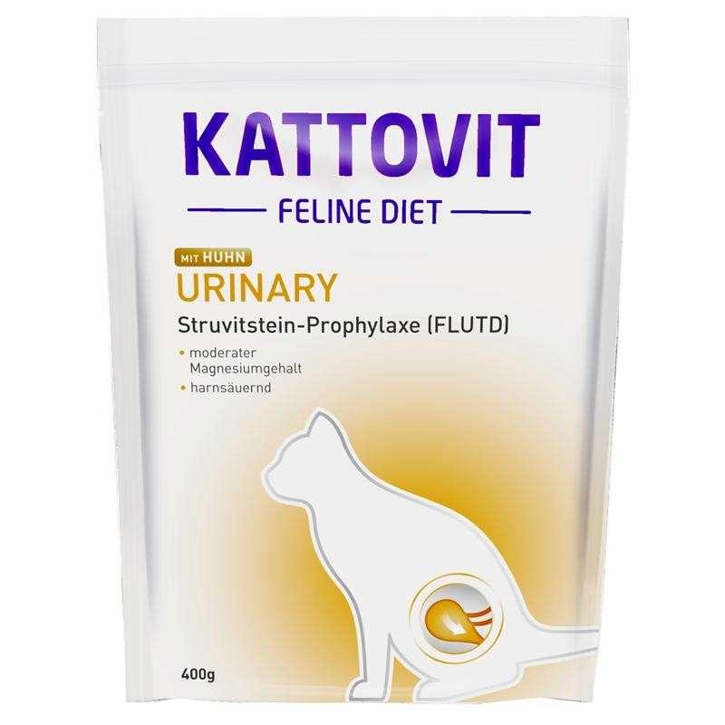 Kattovit Feline Diet Urinary Chicken 400 g order cheap