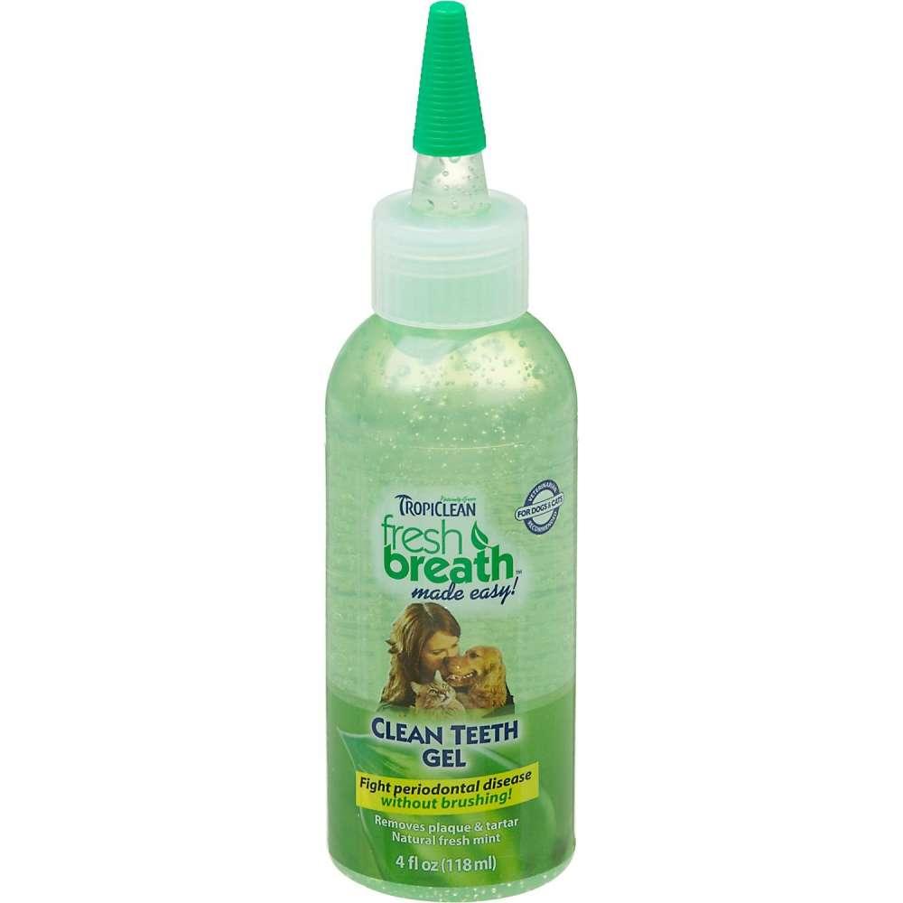 TropiClean Teeth Gel 59 ml kjøp billig med rabatt