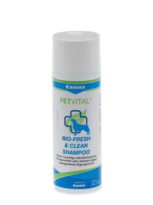 Canina Pharma Petvital Bio Fresh & Clean Shampoo 200 ml