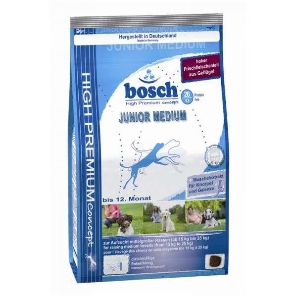 bosch Junior Medium 3 kg, 15 kg, 1 kg test