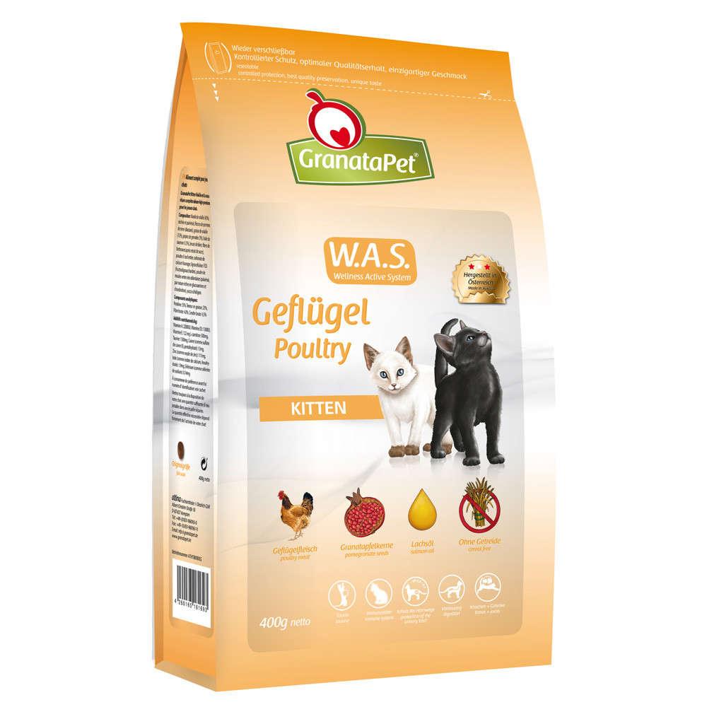 GranataPet Gevogelte Kitten 10 kg