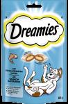 Dreamies Classic avec Saumon