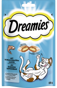 Dreamies Saumon 60 g