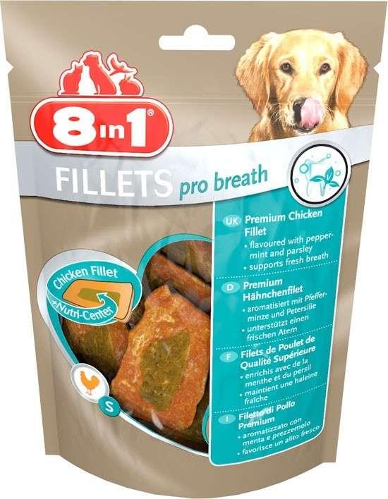 8in1 Fillets Pro Breath 80 g