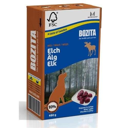 Bozita Tetra Dog Eland 480 g
