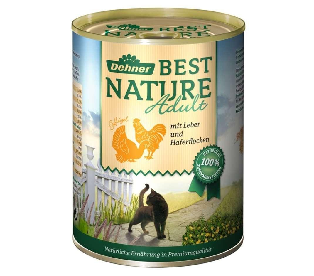 Best Nature Aves de corral con hígado  y copos 400 g 4003572911268 opiniones