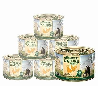 Best Nature Aves de corral con hígado  y copos 200 g 4003572911268 opiniones