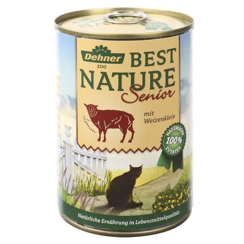 Best Nature Senior cordero con salvado de trigo 400 g