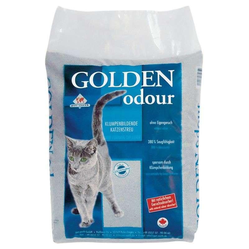 Golden Odour Litière pour Chats  7 kg