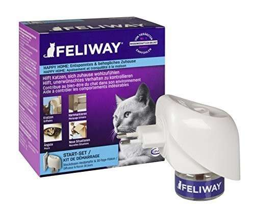 Ceva Happy Home Starter Set for Cats 48 ml g  from Feliway