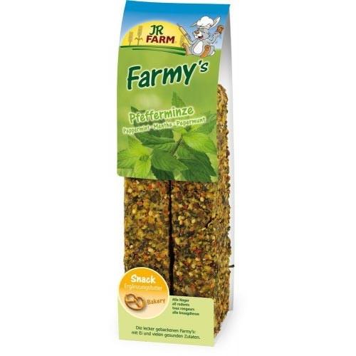 JR Farm Farmys Peppermint 160 g 4024344062674