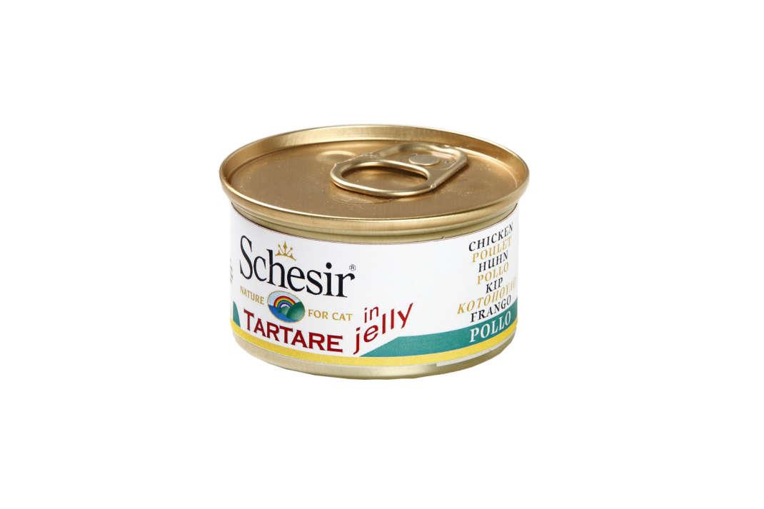 Schesir Tartare in Jelly - Kana 8005852130310 kokemuksia