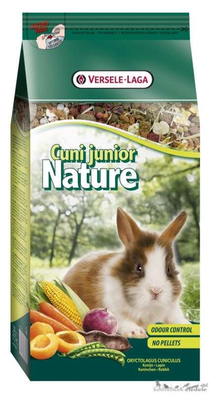 Versele Laga Nature Cuni Junior 2.5 kg, 750 g