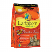Earthborn Holistic Primitive Feline Grain Free 120 g