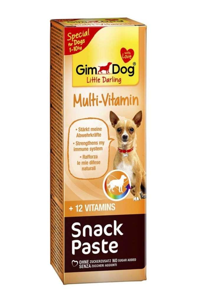 GimDog Multi-Vitamin Snackpasta 50 g