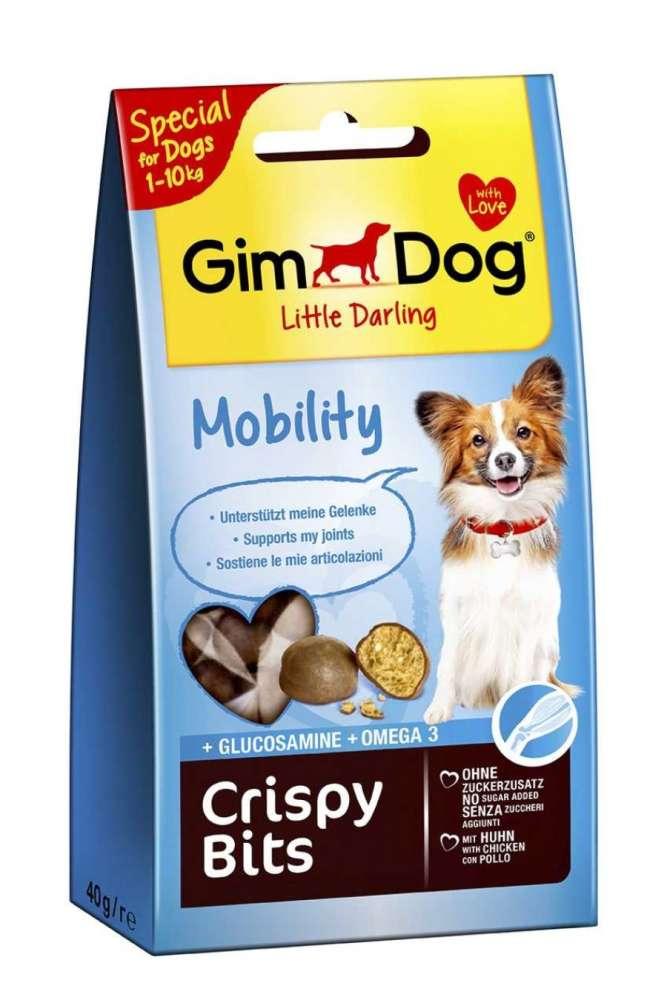 GimDog Crispy Bits Mobility 40 g