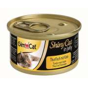 ShinyCat Jelly Atún con Queso 70 g