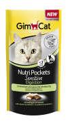 GimCat Nutri Pockets Sensitive Digestion aux meilleurs prix