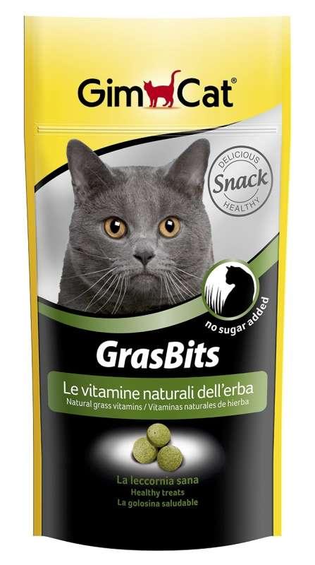 GimCat Græs Bits 140 g 4002064417295 anmeldelser