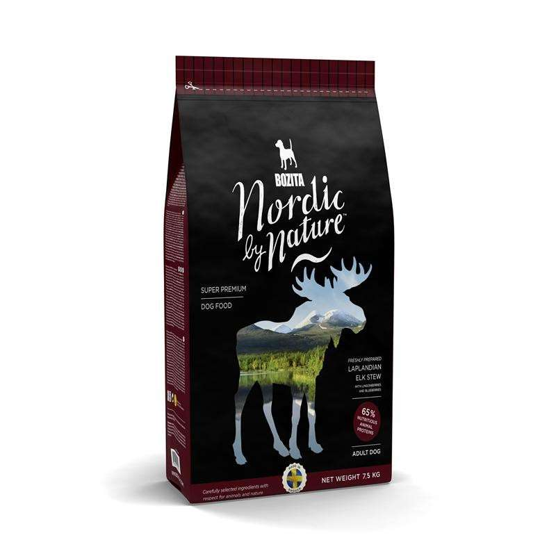 Bozita Nordic By Nature Laplandian Elk Stew 7311030110137 erfarenheter