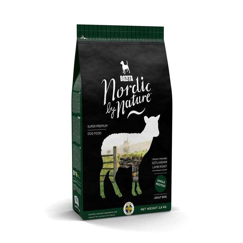 Bozita Nordic By Nature Gotlandian Lamb Roast 2.8 kg, 7.5 kg, 850 g