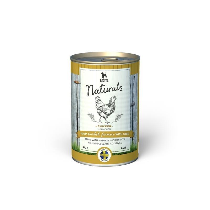 Bozita Naturals Paté Kana 410 g, 625 g osta edullisesti