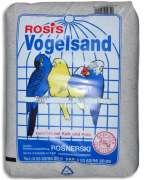 Rosnerski Areia Branca para Papagaios para   Cuidados e ninhos de pássaros   comparar preços e poupar dinheiro