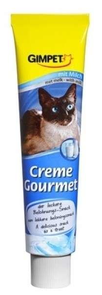 GimPet Crema Gourmet con leche 75 g
