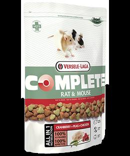 Versele Laga Complete Rat & Mouse 500 g 5410340612989
