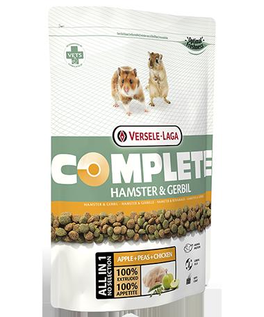 Versele Laga Complete Hamster & Gerbil 5410340612965 erfarenheter