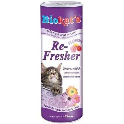 Biokat's Re-Fresher Flower 700 g  met korting aantrekkelijk en goedkoop kopen
