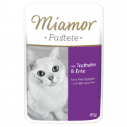 Miamor Pouch Pate - Turkey & Duck 85 g