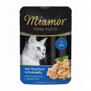 Miamor Feine Filets Tuna in Crab Jelly - EAN: 4000158740809