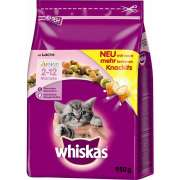 Whiskas Junior con Salmon Art.-Nr.: 15218